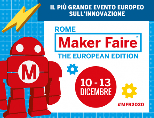 Maker Faire Rome -The European Edition