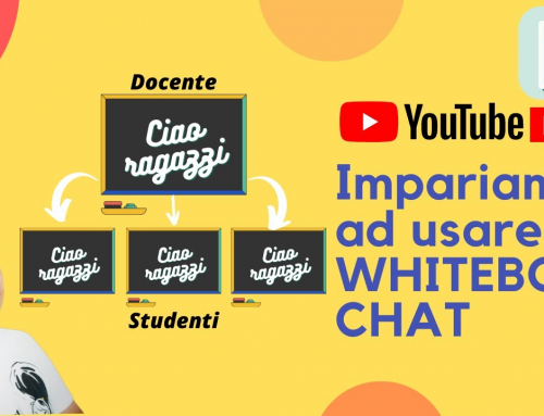 [LIVE] Impariamo da usare WHITEBOARD.CHAT
